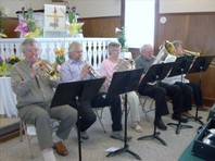 First Lutheran Brass Choir